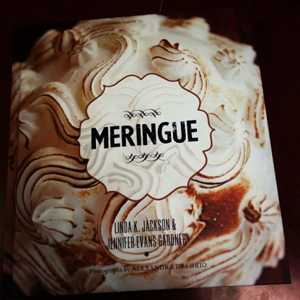 meringue book