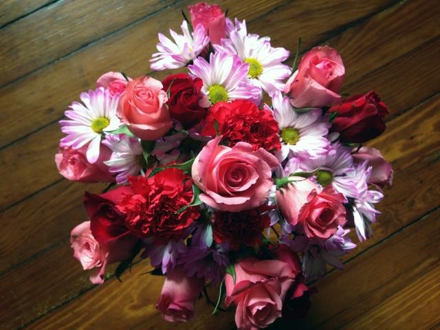 vday flowers